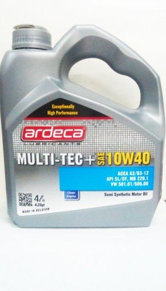 Ardeca Multi-Tec + 10W40 4L